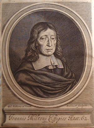 John Milton sonnet 23